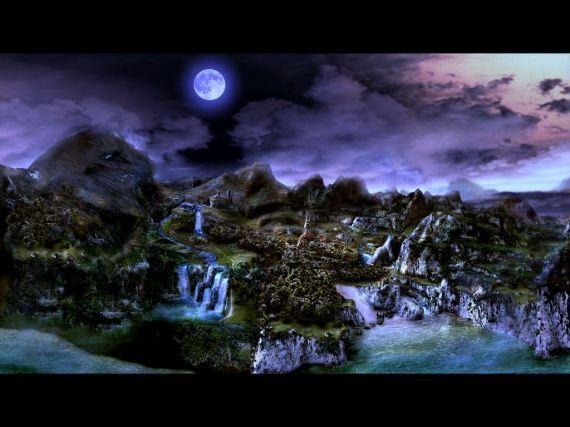 dans fond ecran paysage violet ezw4sb8q