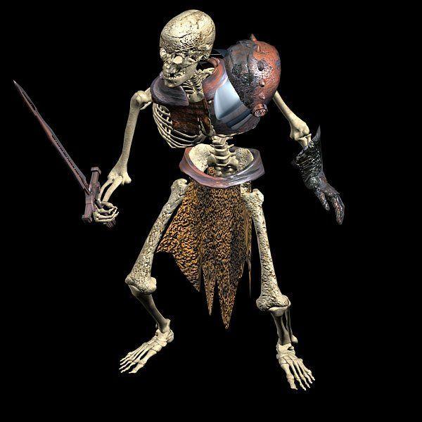 dans fond ecran squelette kkhha7o4