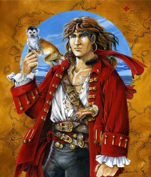 pirate homme