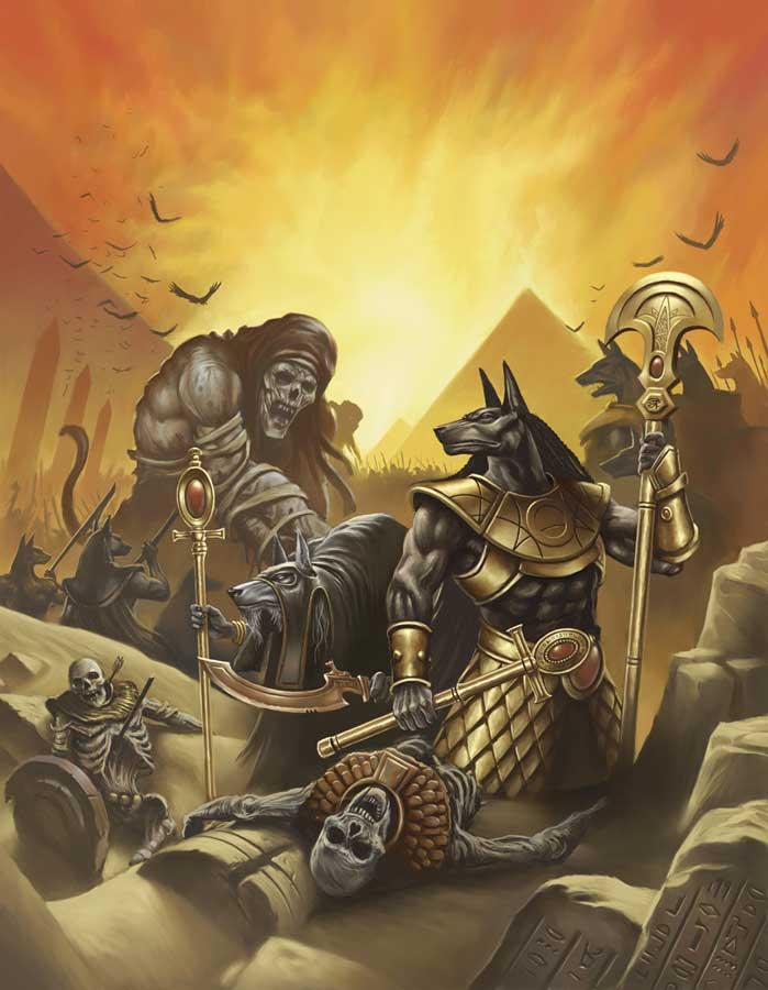 Dieu egyptien seth - Dieu nordique 4 lettres ...